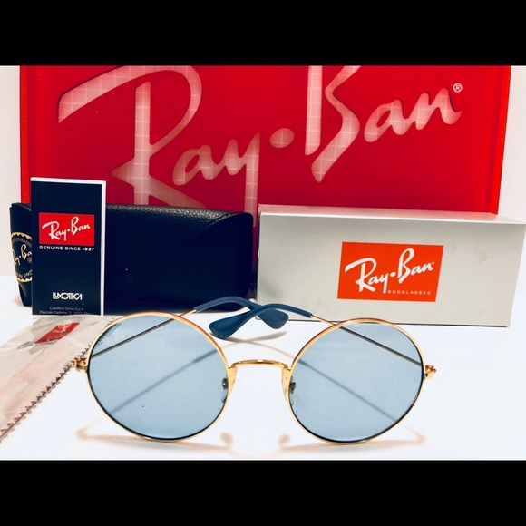 7b527e0e8c46 Ray-Ban Sunglasses Gold
